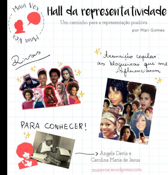 hall da representatividade